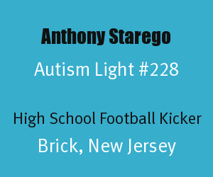 Autism Light: Anthony Starego